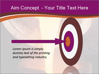 Pouring of liquid metal PowerPoint Template - Slide 83