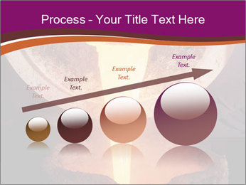 Pouring of liquid metal PowerPoint Template - Slide 87