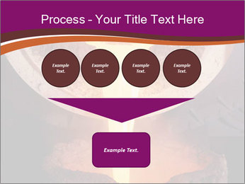 Pouring of liquid metal PowerPoint Template - Slide 93