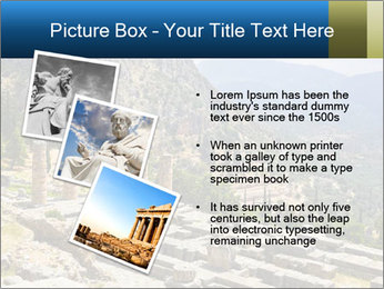 Ruins of Apollo temple PowerPoint Template - Slide 17