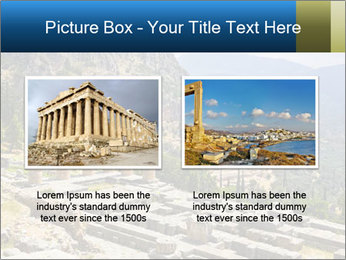 Ruins of Apollo temple PowerPoint Template - Slide 18