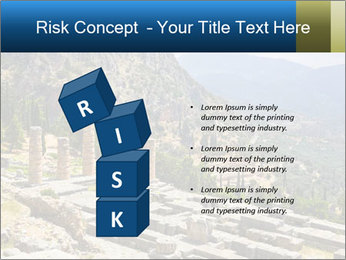 Ruins of Apollo temple PowerPoint Template - Slide 81