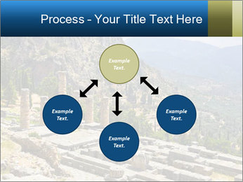 Ruins of Apollo temple PowerPoint Template - Slide 91