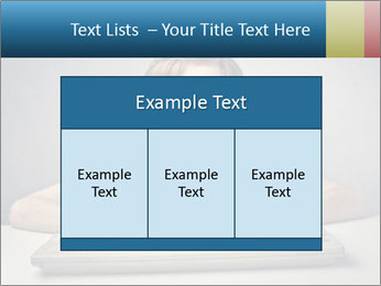 Child typing PowerPoint Template - Slide 59