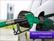 Gas station PowerPoint Templates