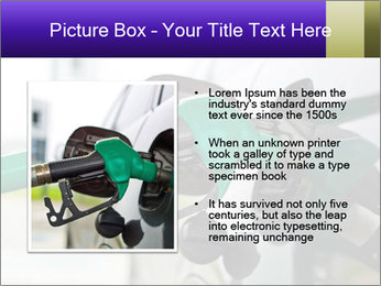 Gas station PowerPoint Template - Slide 13