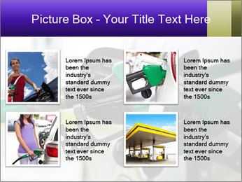 Gas station PowerPoint Template - Slide 14