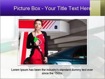 Gas station PowerPoint Template - Slide 15