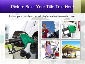 Gas station PowerPoint Template - Slide 19