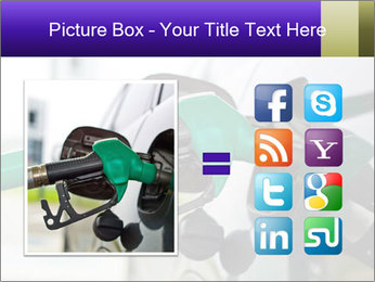 Gas station PowerPoint Template - Slide 21
