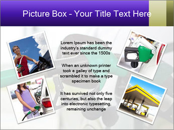 Gas station PowerPoint Template - Slide 24