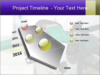Gas station PowerPoint Template - Slide 26
