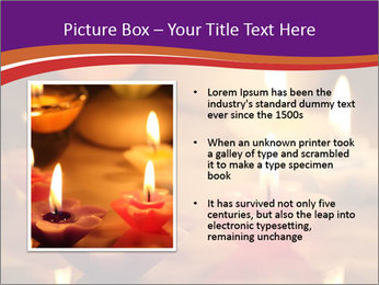 Candles PowerPoint Templates - Slide 13