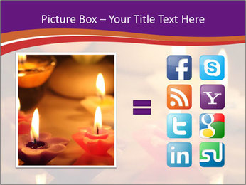 Candles PowerPoint Templates - Slide 21