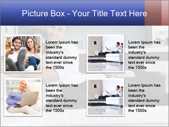 Couple relax PowerPoint Templates - Slide 14