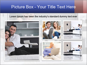 Couple relax PowerPoint Templates - Slide 19