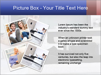 Couple relax PowerPoint Templates - Slide 23