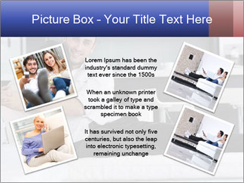 Couple relax PowerPoint Templates - Slide 24