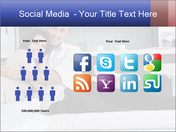 Couple relax PowerPoint Templates - Slide 5