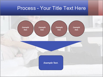 Couple relax PowerPoint Templates - Slide 93
