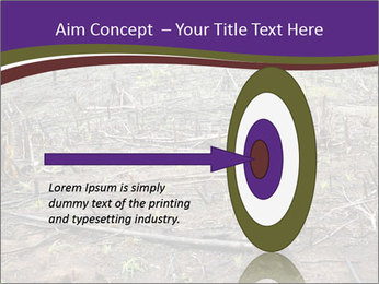 Slash and burn cultivation PowerPoint Templates - Slide 83