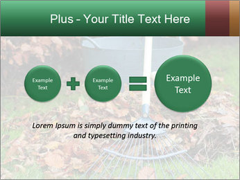 Autumn leaves PowerPoint Templates - Slide 75