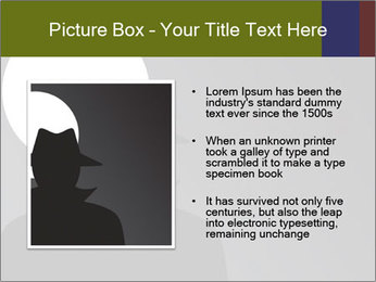 Spy PowerPoint Template - Slide 13