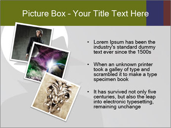 Spy PowerPoint Template - Slide 17