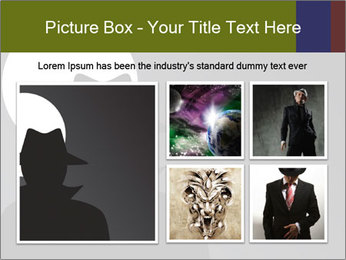 Spy PowerPoint Template - Slide 19