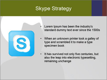 Spy PowerPoint Template - Slide 8