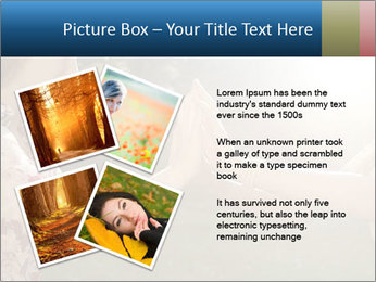 Teenage girl PowerPoint Template - Slide 23