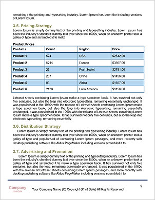 0000092900 Word Template - Page 9