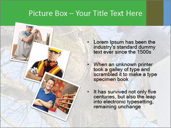 A tree surgeon cuts PowerPoint Templates - Slide 17