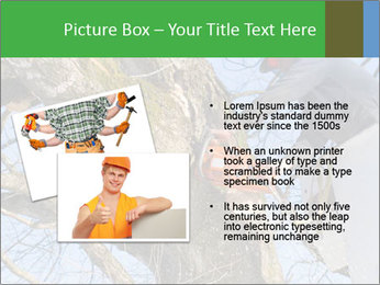 A tree surgeon cuts PowerPoint Templates - Slide 20