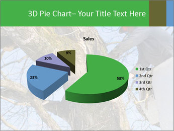 A tree surgeon cuts PowerPoint Templates - Slide 35