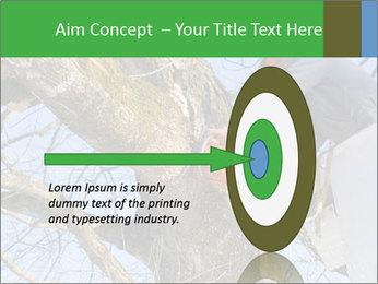 A tree surgeon cuts PowerPoint Templates - Slide 83