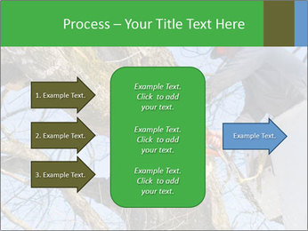 A tree surgeon cuts PowerPoint Templates - Slide 85