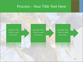 A tree surgeon cuts PowerPoint Templates - Slide 88