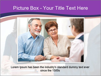 Financial consultant PowerPoint Template - Slide 15