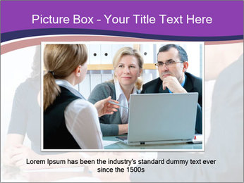 Financial consultant PowerPoint Template - Slide 16