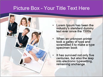 Financial consultant PowerPoint Templates - Slide 17