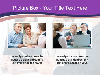 Financial consultant PowerPoint Template - Slide 18
