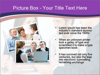 Financial consultant PowerPoint Template - Slide 20