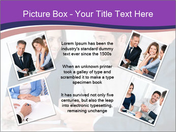 Financial consultant PowerPoint Template - Slide 24
