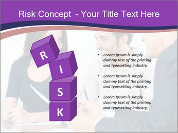 Financial consultant PowerPoint Templates - Slide 81
