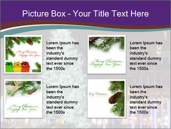 Christmas tree PowerPoint Template - Slide 14