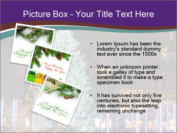 Christmas tree PowerPoint Template - Slide 17