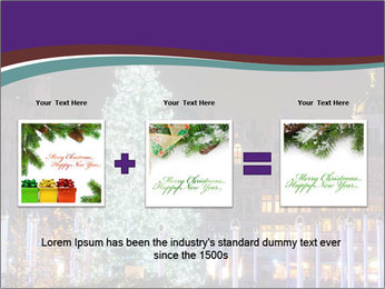 Christmas tree PowerPoint Template - Slide 22