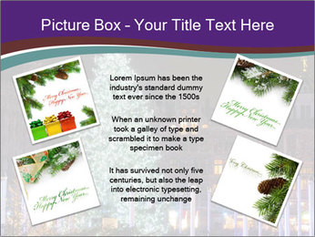 Christmas tree PowerPoint Template - Slide 24