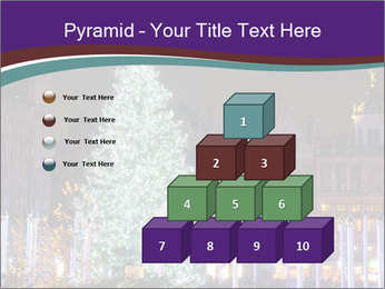 Christmas tree PowerPoint Template - Slide 31